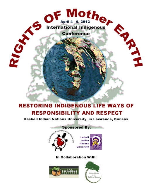 IEN Conference on Rights of Mother Earth