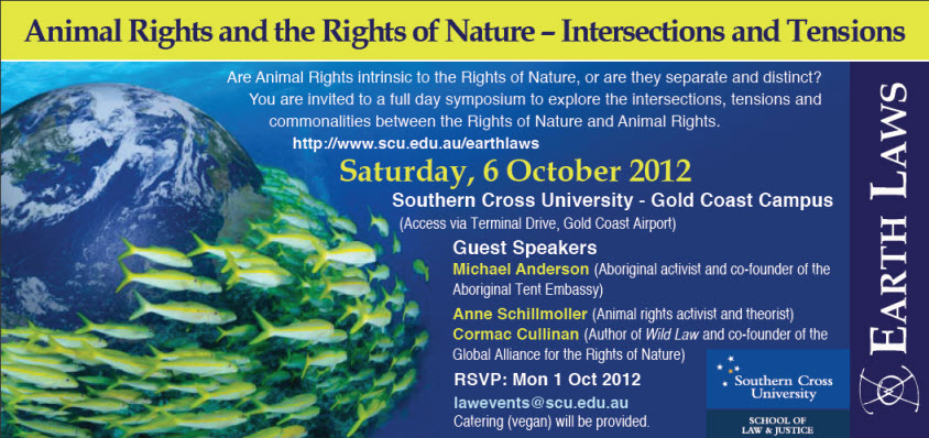 Animal Rights and Rights of Nature - Southern Cross University