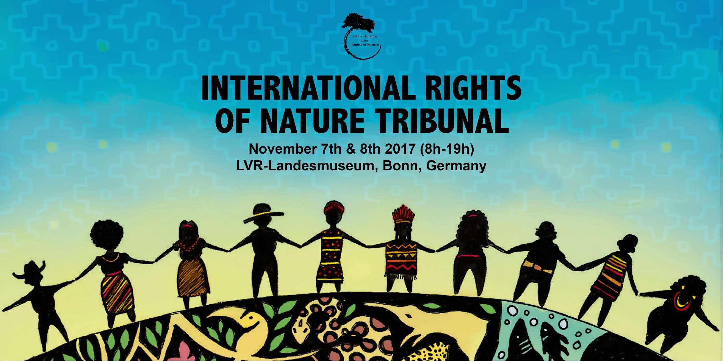 International Rights of Nature Tribunal in Bonn Findings
